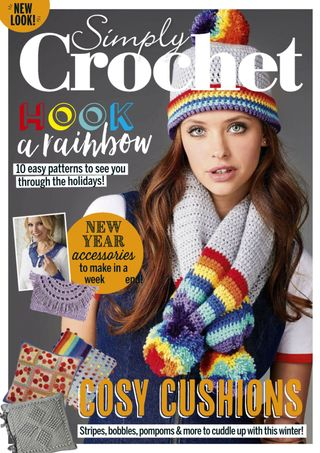 Simply Crochet Magazine Issue 78 Issue Get Your Digital Copy