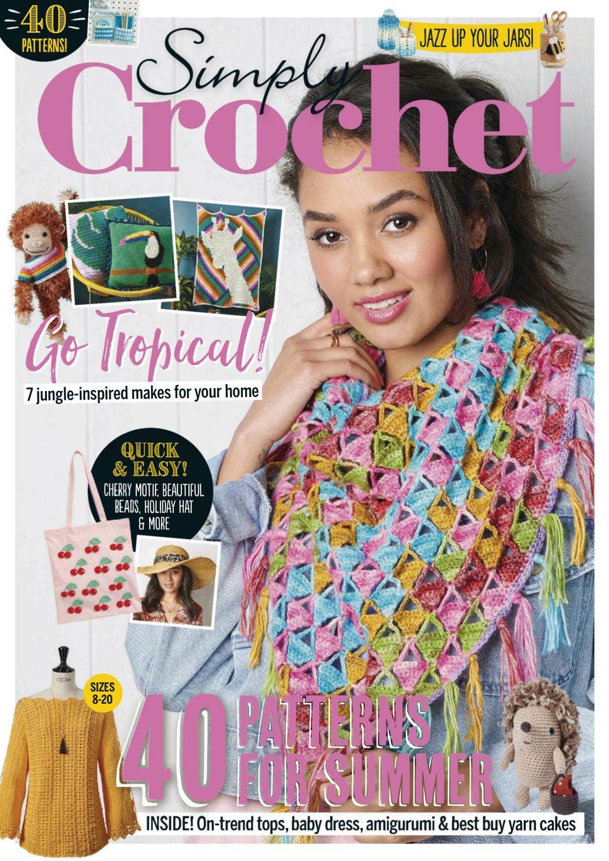 Simply Crochet magazine - Gathered   1358x960