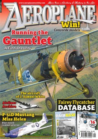 Aeroplane Magazine January 2014 issue – Get your digital copy