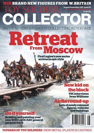 Toy Soldier Collector International Magazine August
