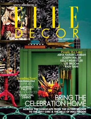 Elle Decor India Magazine October November 2018 Issue Get Your