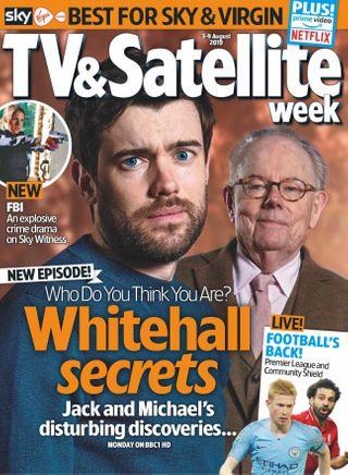TV & Satellite Week Magazine - Get your Digital Subscription