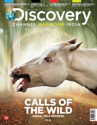 Discovery Channel Magazine October 2014 issue – Get your digital copy