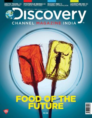 Discovery Channel Magazine September 2014 issue – Get your digital copy