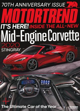 Get Your Digital Copy Of Motor Trend September 2019 Issue