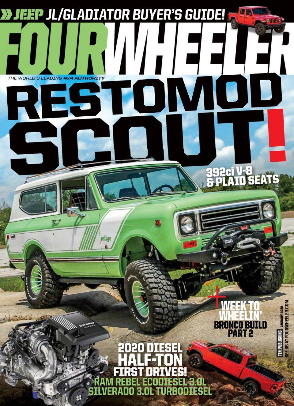 wheeler magazine four january subscription digital