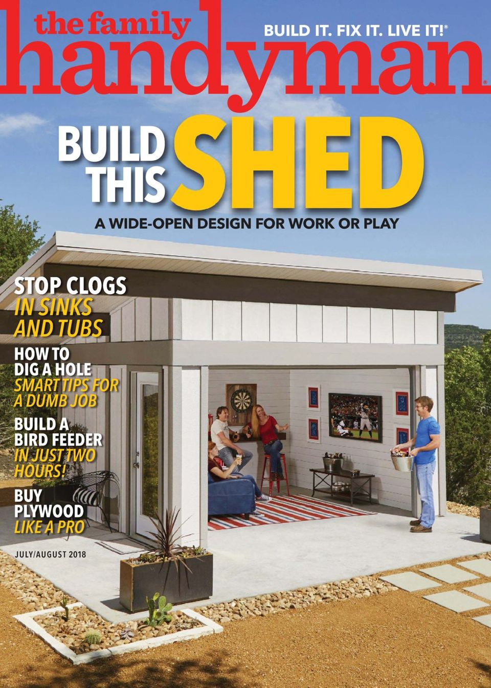 Family Handyman-April 2019 Magazine - Get your Digital