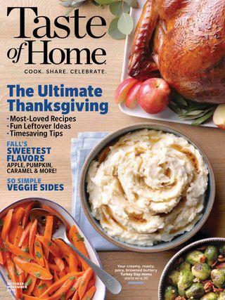 Get Your Digital Copy Of Taste Of Home October November 2019 Issue