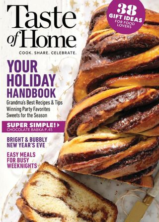 Taste Of Home Annual Recipes 2020.Taste Of Home Get Your Digital Subscription