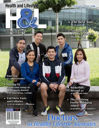 Health and Lifestyle Magazine January 2019 issue – Get your