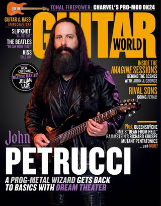 Guitar World Magazine April 2019 issue – Get your digital copy