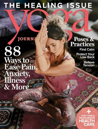 Get Your Digital Copy Of Yoga Journal July August 2019 Issue