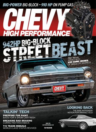 Chevy High Performance >> Chevy High Performance Magazine June 2019 Issue Get Your Digital Copy