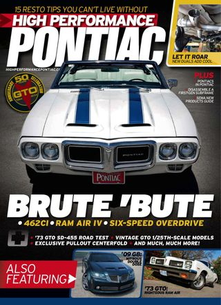 High Performance Pontiac Magazine - Get your Digital Subscription