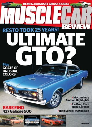 Muscle Car Review Magazine Get Your Digital Subscription