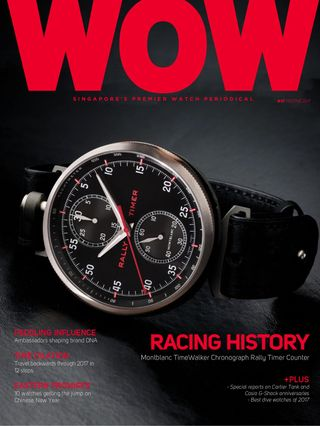 WOW Singapore Magazine Issue 47 - Festive 2017 issue – Get