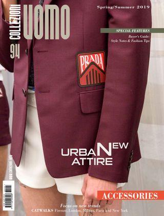 COLLEZIONI UOMO Magazine Collezioni Uomo 94 -Spring/Summer