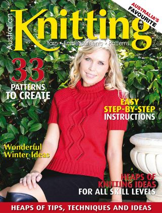 Australian Knitting Magazine Get Your Digital Subscription