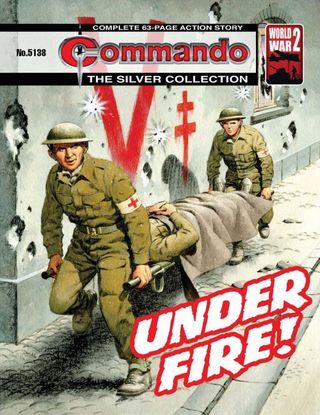 Commando Magazine Issue 5138 issue – Get your digital copy