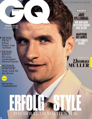 Gq Deutsch Magazine Juli 2016 Issue Get Your Digital Copy