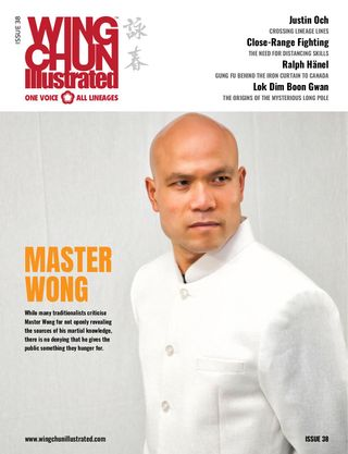 Wing Chun Illustrated Magazine Issue No  38, 2017 issue
