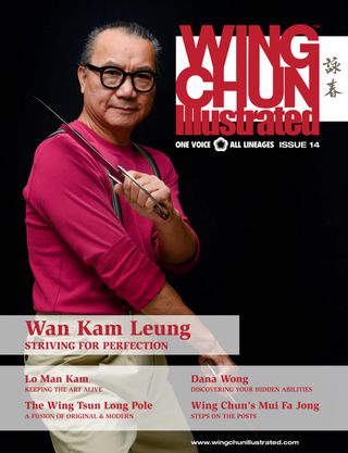 Wing Chun Illustrated Magazine Issue No  14, 2013 issue