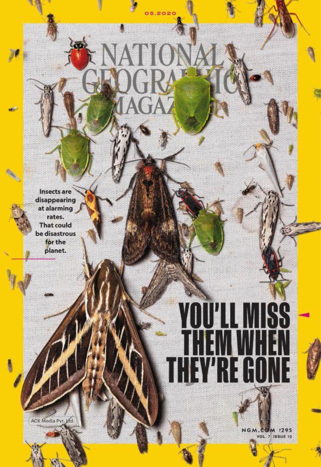 Enjoy reading National Geographic Magazine from India now on Magzter Image