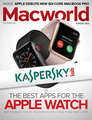 Macworld Magazine September 2018 issue – Get your digital copy