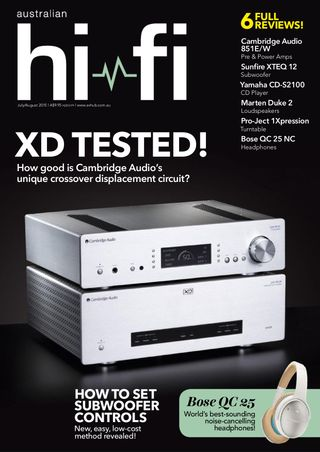 Australian HiFi Magazine - Get your Digital Subscription