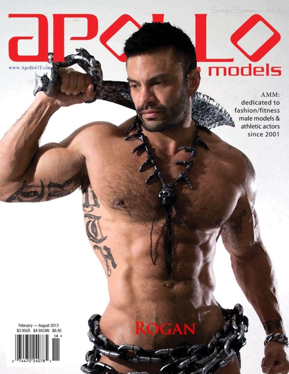 Kevin Mylrea - Male Models - AdonisMale