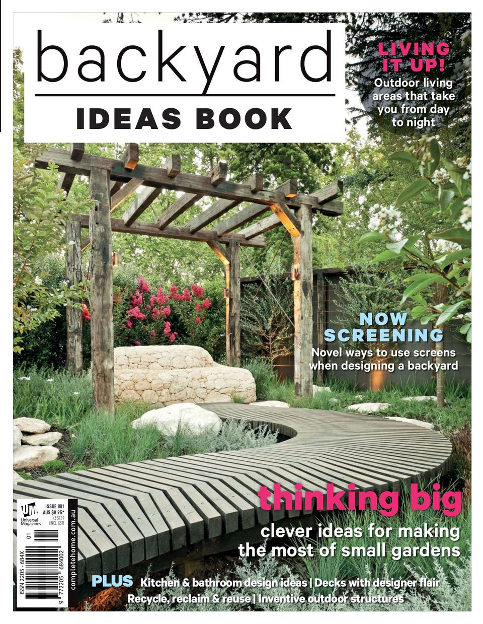 Get Your Digital Copy Of Backyard Garden Design Ideas Backyard Ideas Book 1