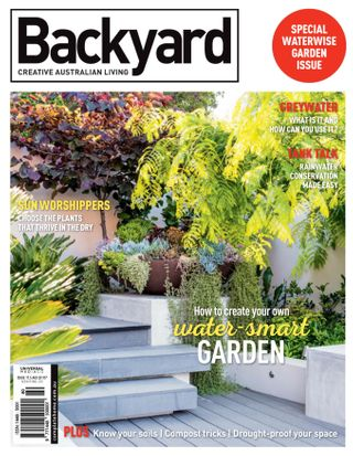 Get Your Digital Copy Of Backyard Garden Design Ideas Issue