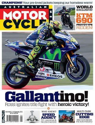 Australian Motorcycle News Magazine