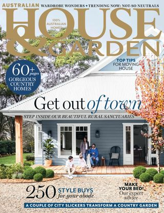 Get Your Digital Copy Of Australian House Garden Magazine August