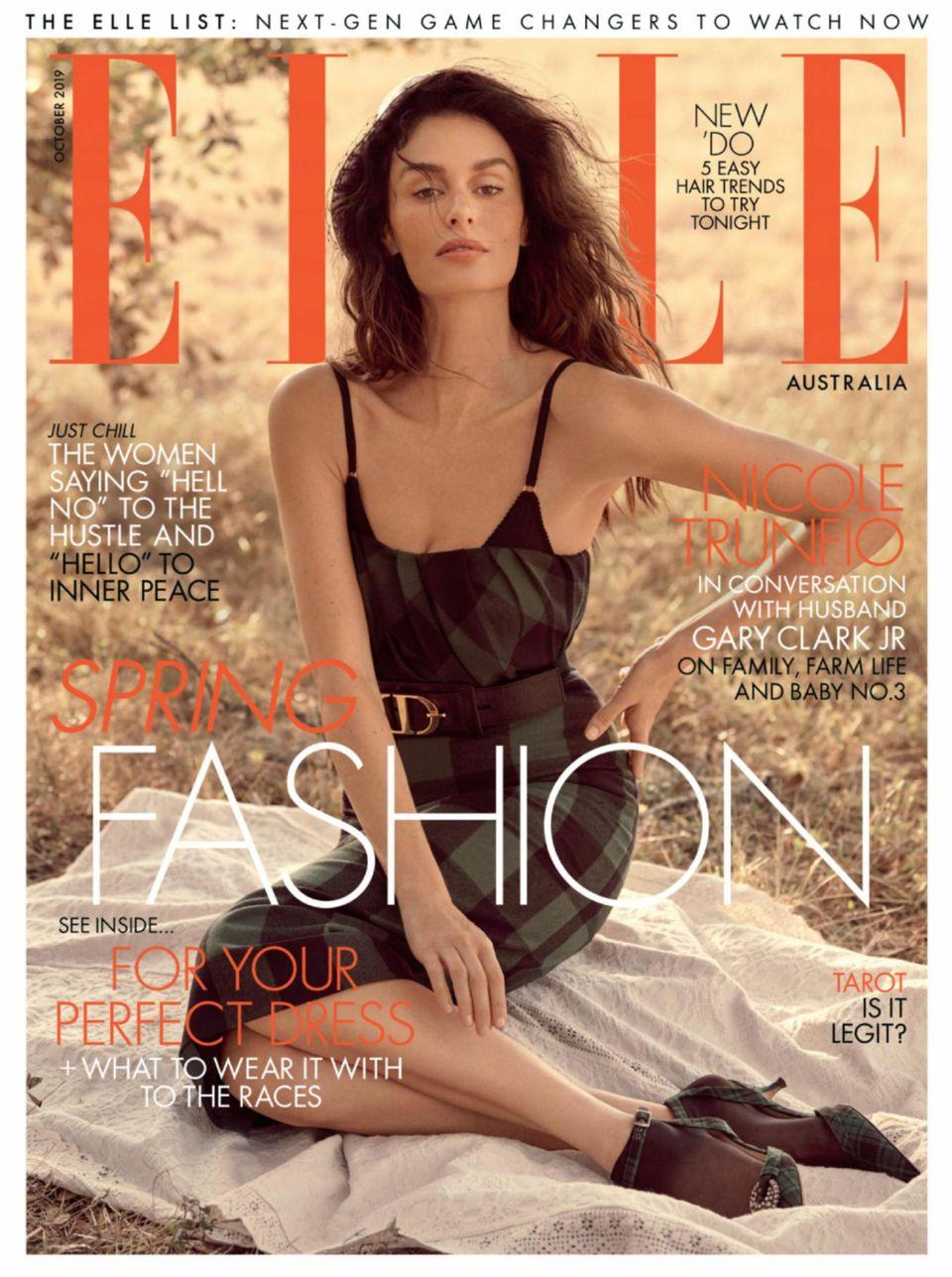 ELLE Australia Magazine (Digital) - DiscountMags.com