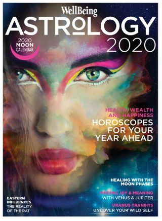 WellBeing Astrology Magazine Astrology 2020 issue – Get your