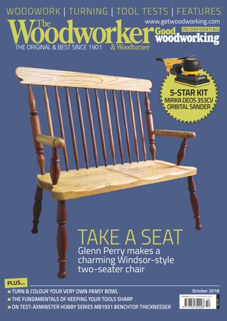 The Woodworker Magazine October 2018 Issue Get Your Digital Copy