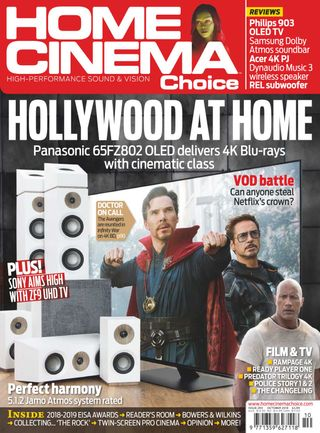 Home Cinema Choice Magazine October 2018 issue – Get your