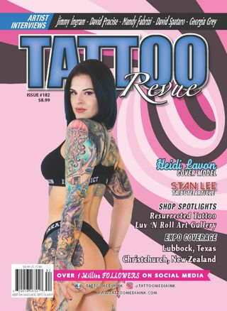 Tattoo Revue Magazine - Get your Digital Subscription