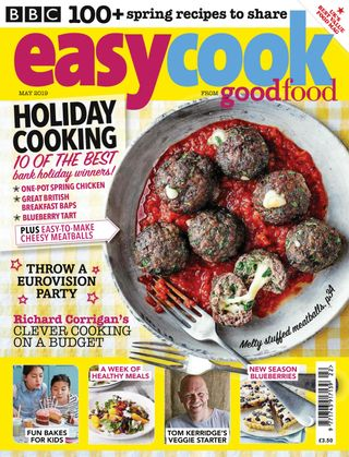 Get Your Digital Copy Of Bbc Easy Cook May 2019 Issue