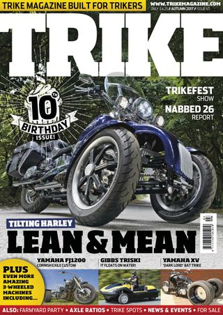 Trike Magazine Autumn 2017 issue – Get your digital copy