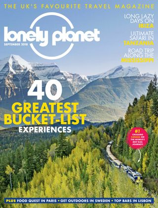 Lonely Planet UK Magazine September 2018 issue – Get your