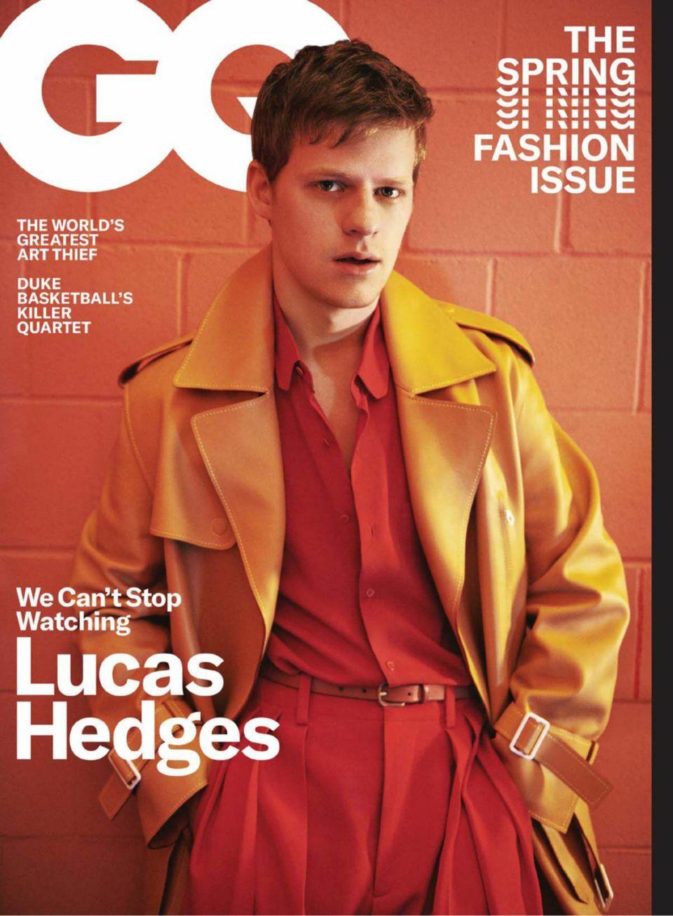 digital copy of GQ-March 2019 issue