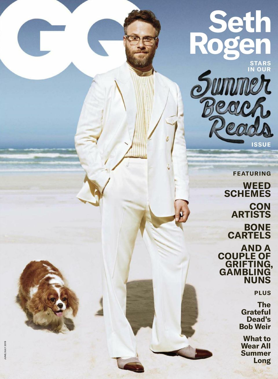 digital copy of GQ-June - July 2019 issue