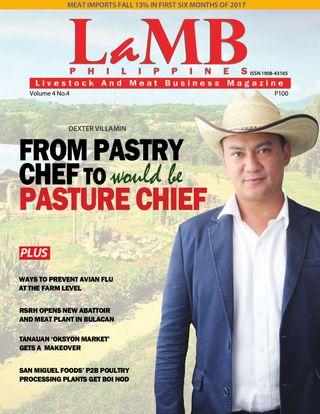 LaMB Philippines Magazine Volume 4, No: 4 issue – Get your