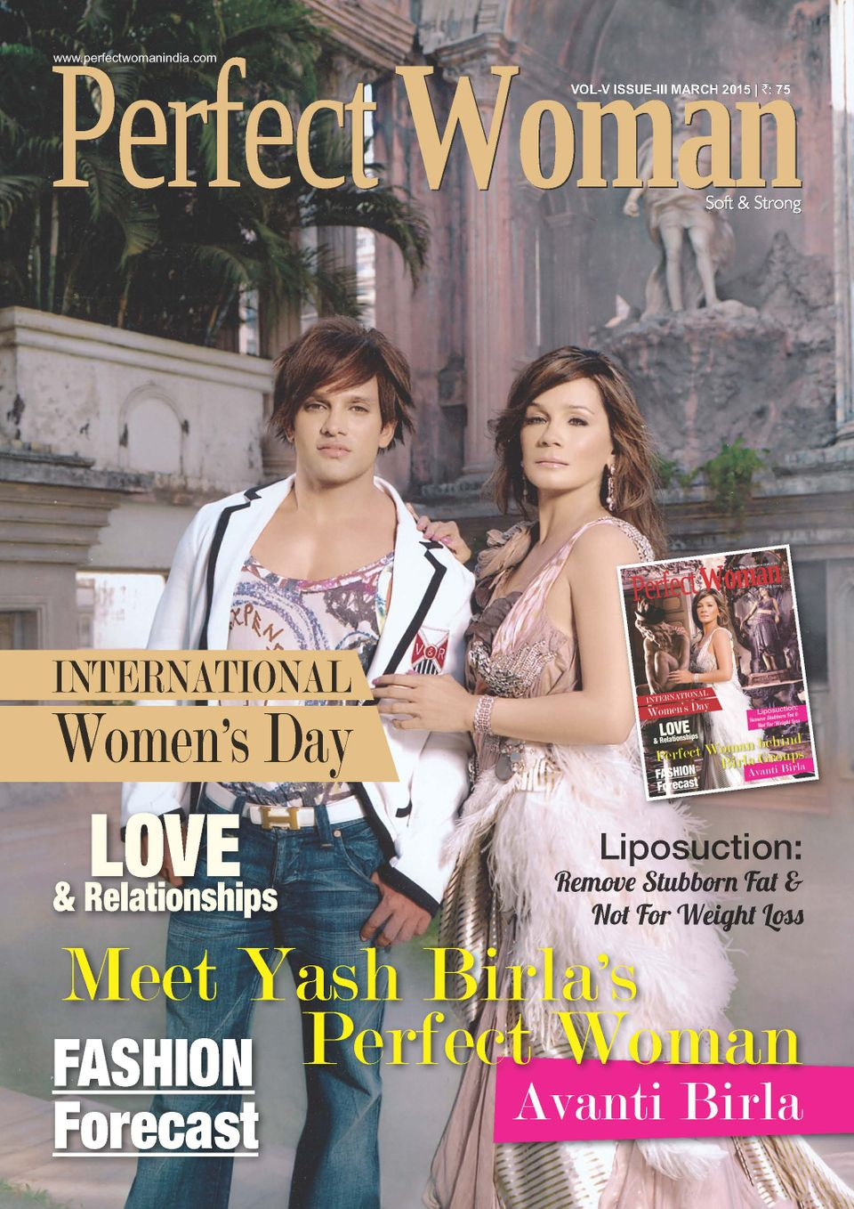Perfect Woman-March 2015 Magazine - Get your Digital