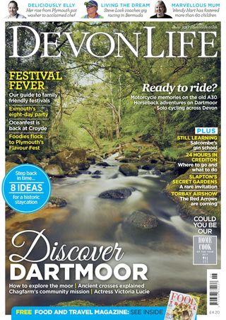 Devon Life Magazine June 2017 issue – Get your digital copy