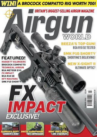 Airgun World Magazine Summer 2016 issue – Get your digital copy