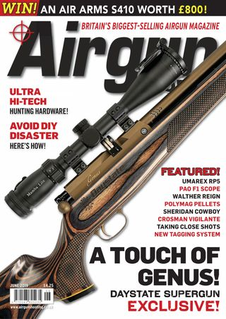 Airgun World Magazine June 2019 issue – Get your digital copy