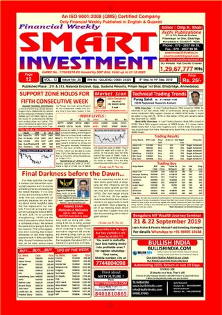 Financial weekly smart investments nz ias 28 investment